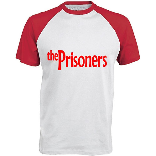 THE PRISONERS (Logo on Retro)  - Official Merchandise by Sound is Colour