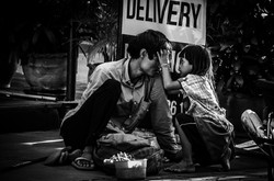 L_Love in Adversity. A father and daughter moment.  - Jerraleen Juachon-Balais - Philippines_W70