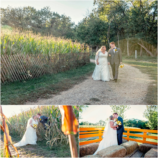 Kay+Erik: Wedding in Queens County Farm, NY