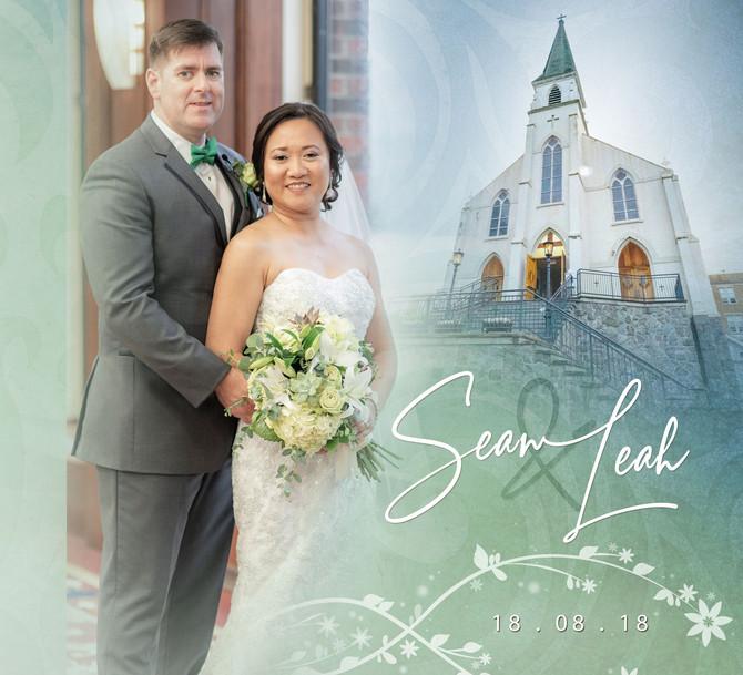 Leah and Sean's Wedding Album Highlights