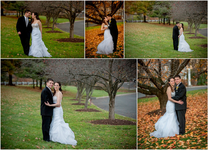 Allison+Eric Wedding in Olde Mill Inn, NJ