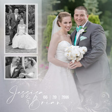 Jessica and Brian Wedding Album Highlights