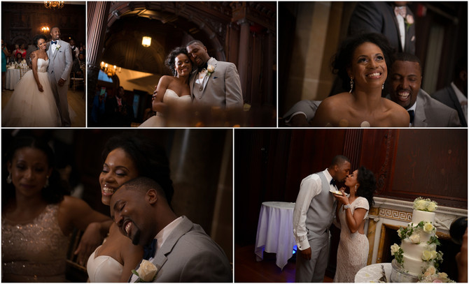 Esther+Venel: Wedding in Branford House, CT