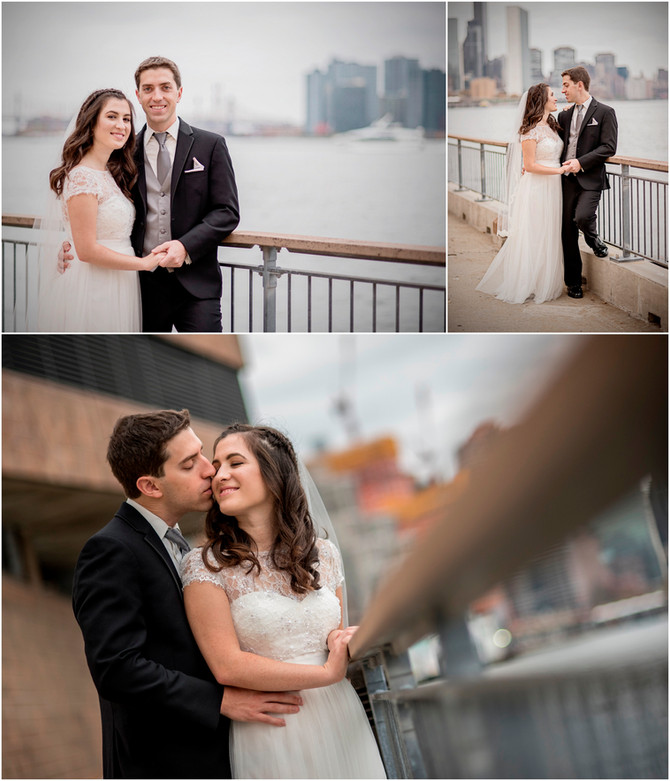Megan+Michael: Wedding in Thalassa, NYC