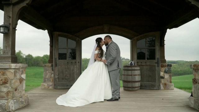 Camille+Jomar's Wedding Video Highlight