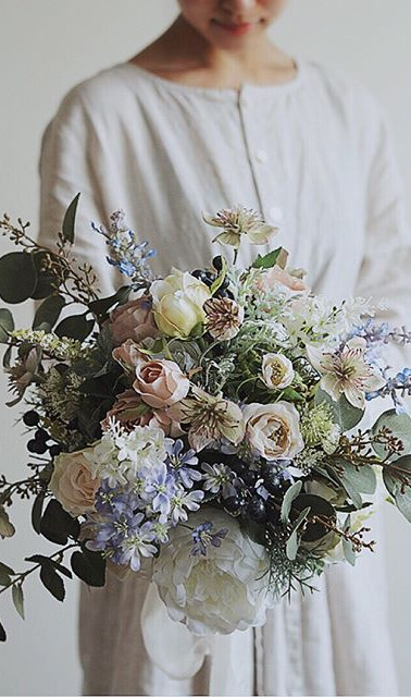 Romantic Natural Bouquet