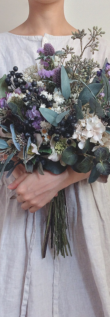 Natural Greenery Bouquet