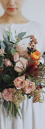 Rustic Spicy Bouquet