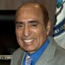 Chairman of Finance Frank Avila