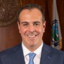 Commissioner Marcelino Garcia