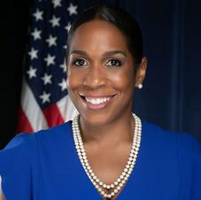 Lt. Governor Juliana Stratton