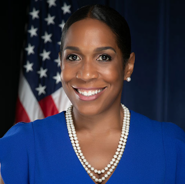 Lt. Governor Juliana Stratton