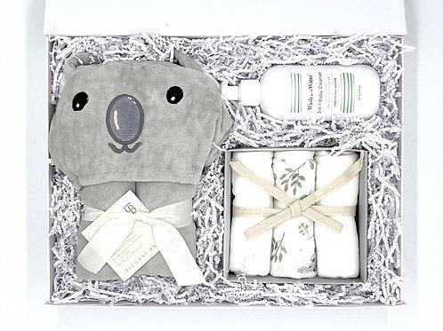 Bathtime + Bubbles - Koala