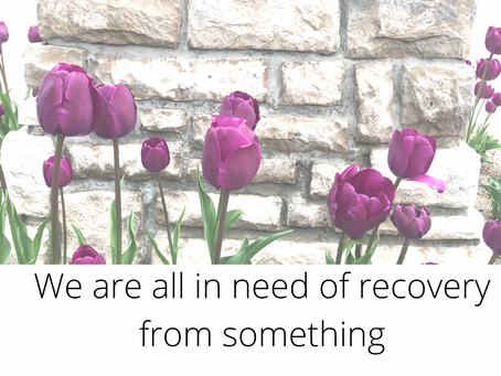 On the need for recovery