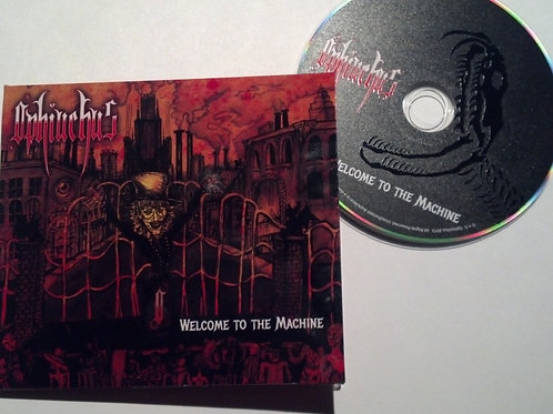 Welcome to the machine album