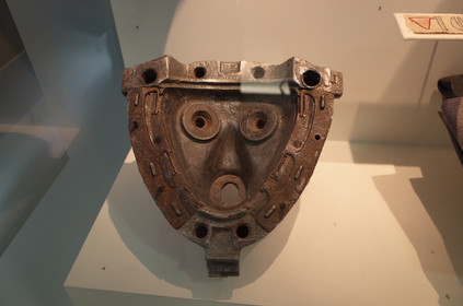 Iron Mold for Gas Mask