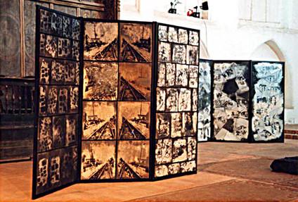 About Dawid Mönchskirche Salzwedel, Germany May - September 1994