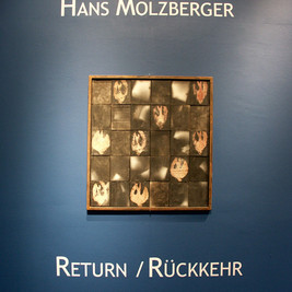 Hans Molzberger: Return/Rückkehr Art Museum of Southeast Texas January 23 - April 11, 2010