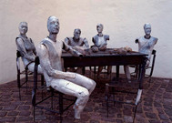 Last Supper, 1998