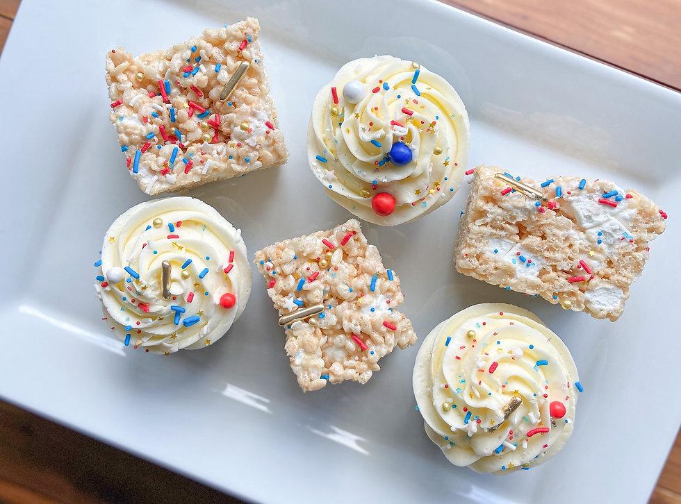 Cupcakes and Rice Krispies.jpg