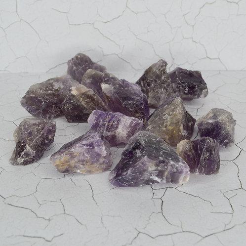 Amethyst pieces