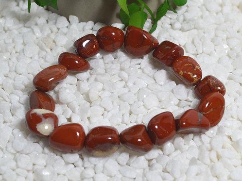 Bracelet- Red Jasper