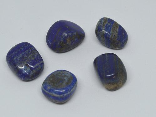 Lapis Lazuli Tumbles medium