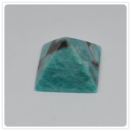 Pyramid- Amazonite