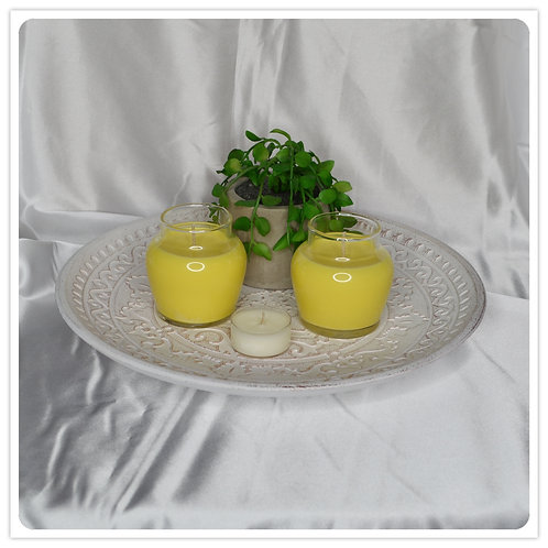 Small Scented Soy Candle - French Pear