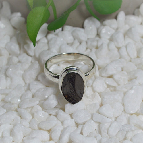 Shungite Ring 1297