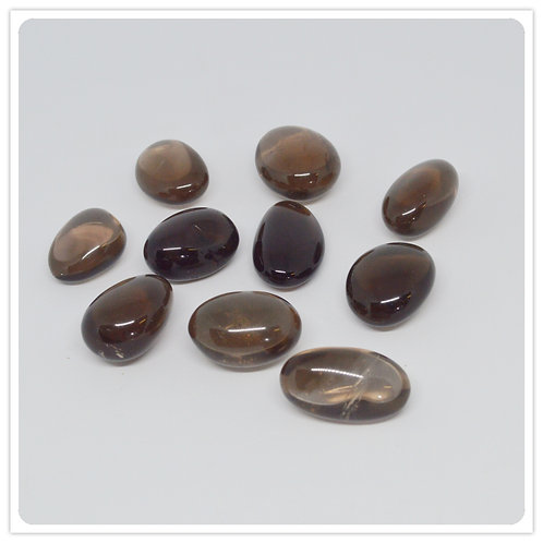 Smoky Quartz Tumbles medium
