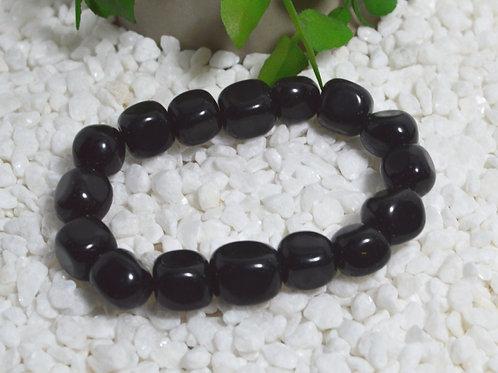 Bracelet- Black Obsidian