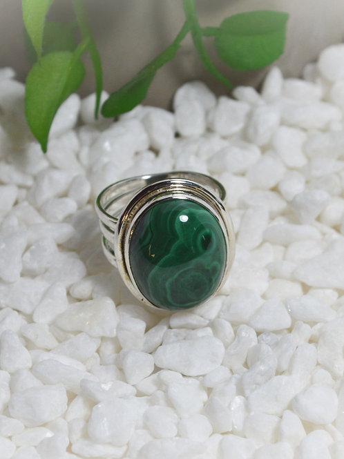 Malachite Ring 1287