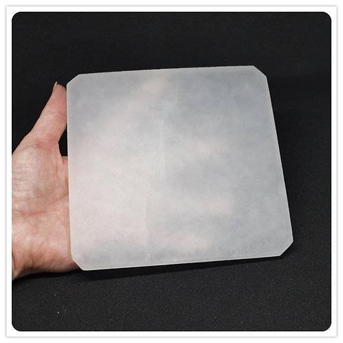 Selenite charging plate_Square