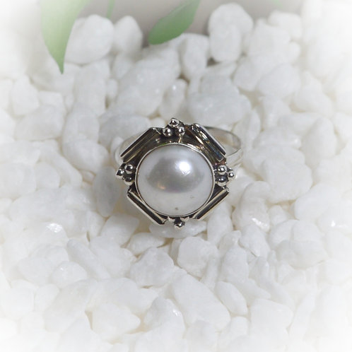 Pearl Ring 1278