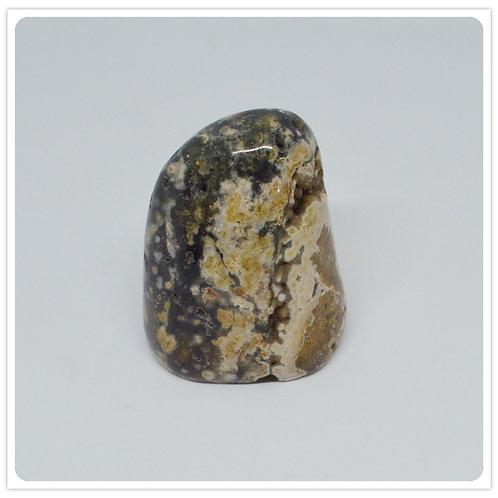 Ocean Jasper Polished boulder