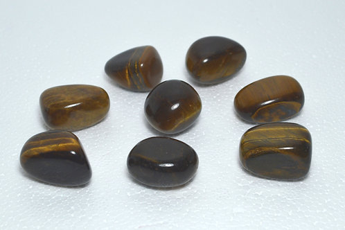 Tiger Eye (Golden) Tumbles large