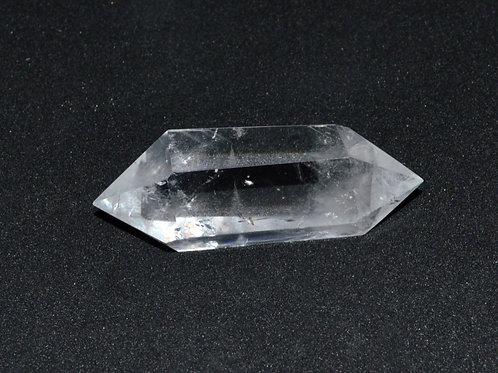 Clear Quartz double point 1249
