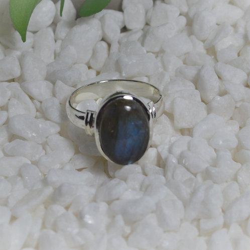 Labradorite Ring 1279