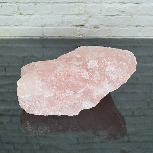 Rose Quartz chunk 1109