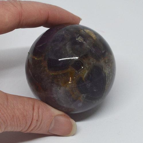 Sphere- Amethyst 1257