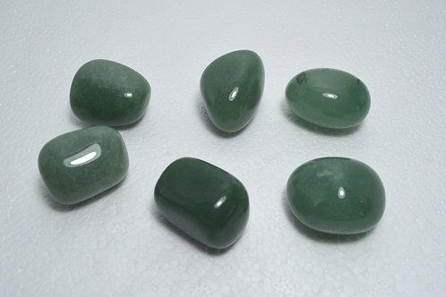 Green Aventurine Tumbles medium