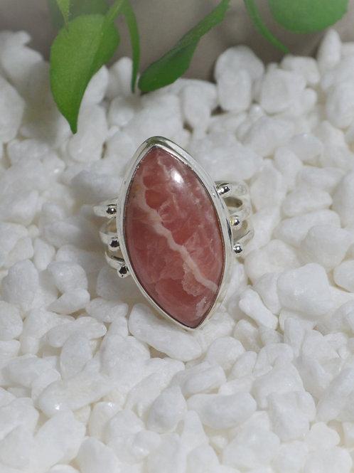 Rhodochrosite Ring 1280