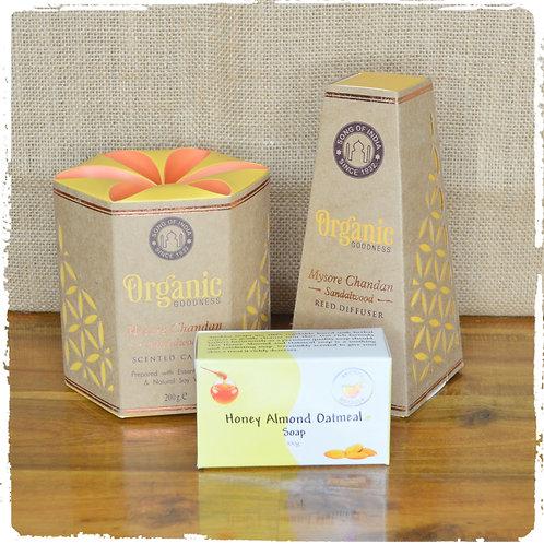 Gift Pack- Sandalwood Organic