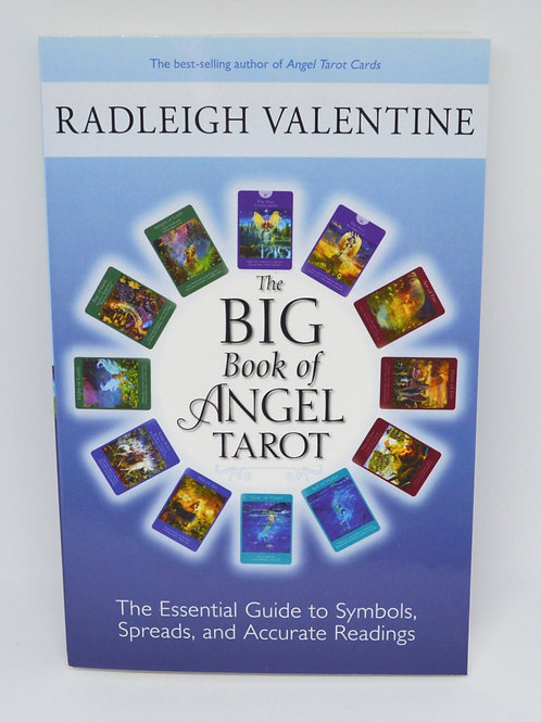 Book- Big Book of Angel Tarot
