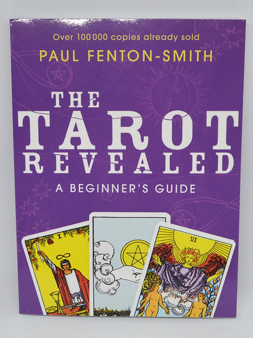 Book- Tarot Revealed_A beginner's Guide