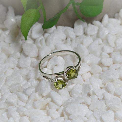 Peridot Ring 1292