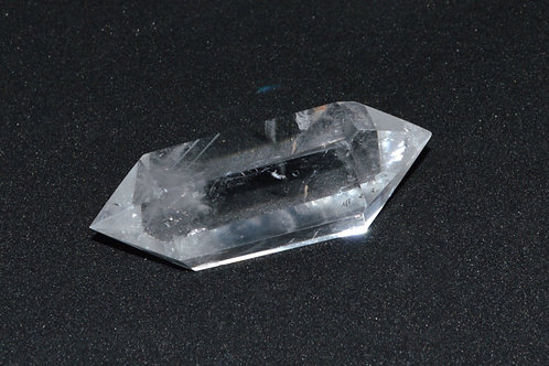 Clear Quartz double point 1250