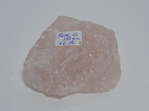 Rose Quartz chunk 1108