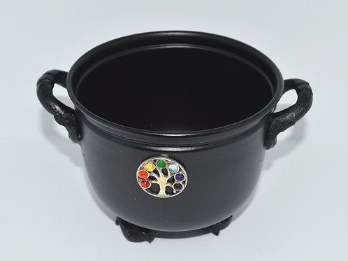 Metal Cauldron